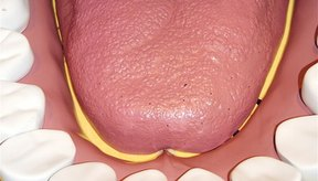 Los patógenos pueden entrar por la boca.