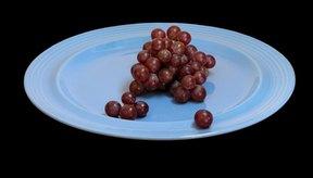 Las uvas rojas pueden ser parte de una dieta diabética.