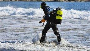 Bucear en el mar profundo afecta la presión arterial.