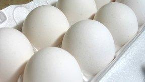 Los huevos proporcionan muchas de las mismas vitaminas como los productos de la carne.
