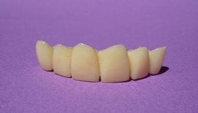 Habla con tu médico si tus dentaduras no parecen encajar.