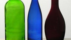Las botellas de vidrio teñido te ayudan a proteger el aceite esencial de la luz solar.