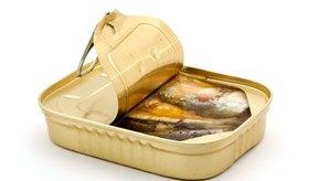Las sardinas enlatadas son un bocadillo práctico, portátil y saludable.