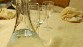 Para evitar los contaminantes del agua, el vidrio podría ser la opción más segura.