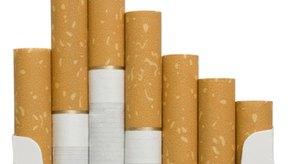 Los cigarrillos contienen nicotina y esta se puede extraer.