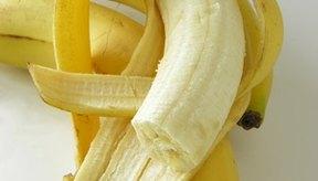 Las bananas son una buena fuente de potasio y magnesio.