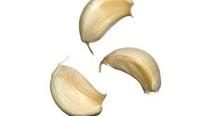 El ajo crudo es un potente reforzador de la salud.