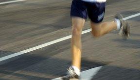 La resistencia muscular es un componente importante en la carrera.
