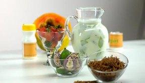 Dietas saludables para evitar la constipación.