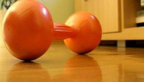 Las mujeres pueden desarrollar tonificación y evitar la pérdida de peso no deseada.