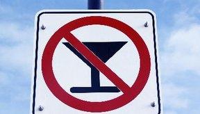 Olvídate de las bebidas alcohólicas.