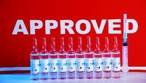 Muchos productos farmacéuticos son envasados en ampollas de vidrio.