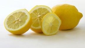 Los limones se pueden utilizar para otras cosas además de fines culinarios.