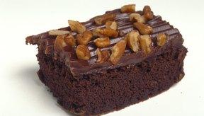 Evita los dulces azucarados que ofrecen poco valor nutrtional.