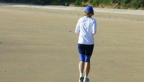 Correr es un método efectivo para bajar de peso.