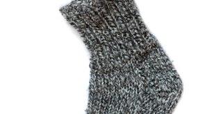 La lana puede agravar el eccema.