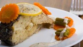 Una porción de restaurante puede contener dos o más porciones de pescado.