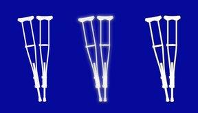 Probablemente, tendrás que usar muletas entre la primera semana y media o dos semanas después de una cirugía de juanete.