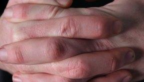 Un ligamento roto puede provocar que realizar tareas motoras finas sea algo doloroso.