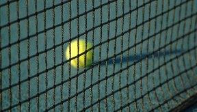 El costo de construcción de una cancha de tenis depende del tipo.