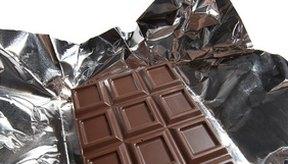 El chocolate amargo es un postre popular bajo en carbohidratos.