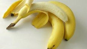 Los plátanos pueden elevar excesivamente los niveles de azúcar en la sangre.