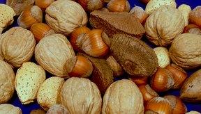 Una onza (28 g) de frutos secos o semillas son una excelente opción como colación.