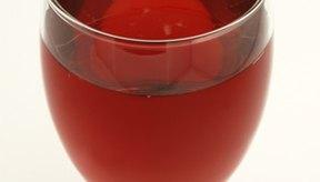 El jugo de granada y arándanos no promueve la inflamación general en el cuerpo provocada por los azúcares.
