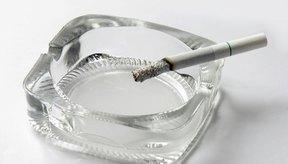 Se ha indicado que el papel del cigarrillo ignífugo deja un regusto como de cobre.