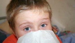 La congestión nasal le puede pasar a las personas de cualquier edad.