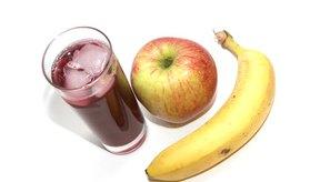 Opta por la fruta fresca en lugar del jugo de frutas.