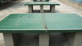 Ping pong versus tenis de mesa.