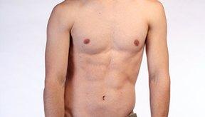 La ginecomastia puede ser el resultado de un desequilibro entre las hormonas masculinas y femeninas.
