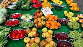 Las enzimas de los alimentos provienen de los vegetales, frutas crudas y suplementos.