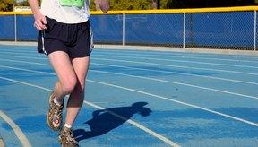 Correr no debería causar dolor de estómago.