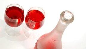 El vino puede empeorar el asma.