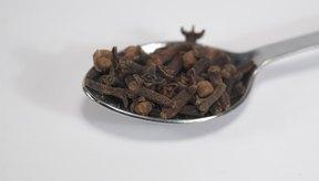 Use clavos para hacer un delicioso y nutritivo té.