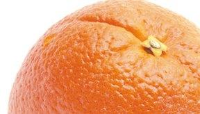 Una naranja ombligo tiene aproximadamente 70 calorías.