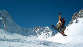 Conoces los beneficios del acondicionamiento practicando snowboard.
