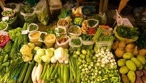 Los electrolitos pueden ser encontrados en una variedad de alimentos.