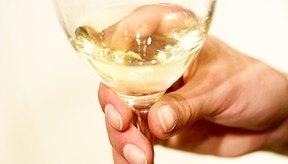 Los beneficios para la salud del vino blanco.