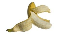 Las bananas son fuente de potasio diario.
