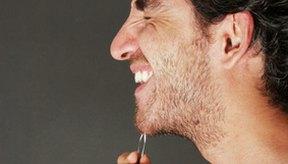 Olvídate de usar pinzas en tu barba.