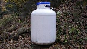 El gas propano debe ser manejado con cuidado.