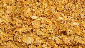 El salvado de avena se encuentra comúnmente en los cereales.