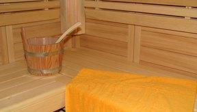Las saunas presentan algunas desventajas que incluyen riesgos para la salud.