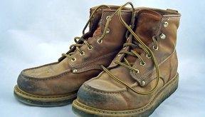 Las botas de trabajo deben calzar correctamente.