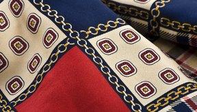 La seda fue creada primero en China.