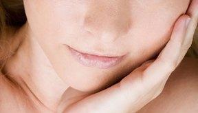 El daño nervioso puede causar sensibilidad en la piel.