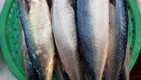 El consumo de pescado te asegurará que consumas una cantidad adecuada de yodo.